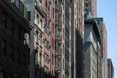 New York colours and details Royalty Free Stock Photos