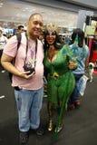 New York Comic Con 2018 Saturday 59 royalty free stock photography