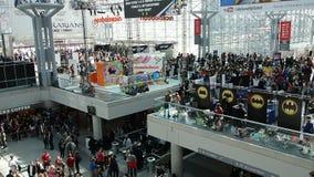 The 2014 New York Comic Con 40 Stock Image