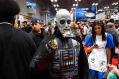 The 2014 New York Comic Con 22 Stock Image