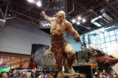 The 2014 New York Comic Con 19 Royalty Free Stock Photo