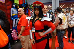 The 2014 New York Comic Con 14 Stock Photography