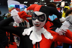 The 2014 New York Comic Con 131 Stock Images