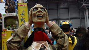 The 2014 New York Comic Con 85 Stock Images