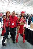 The 2014 New York Comic Con 50 Stock Photo