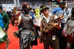 The 2014 New York Comic Con 60 Royalty Free Stock Photo