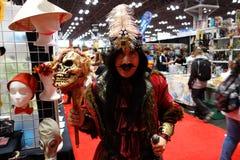 The 2014 New York Comic Con 62 Stock Image