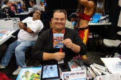 The 2014 New York Comic Con 63 Stock Photography