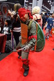The 2014 New York Comic Con 67 Royalty Free Stock Photos