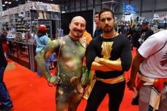 The 2014 New York Comic Con 68 Stock Photo