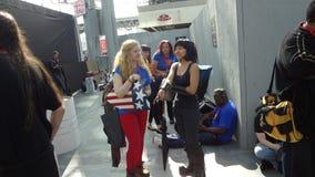 The 2013 New York Comic Con 3 Royalty Free Stock Photos
