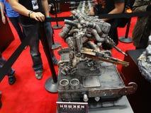 The 2013 New York Comic Con 18 Stock Image