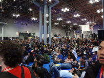The 2013 New York Comic Con 21 Royalty Free Stock Image