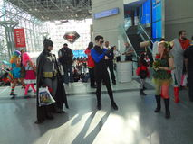 The 2013 New York Comic Con 22 Stock Photo