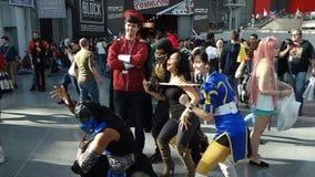 The 2013 New York Comic Con 27 Stock Image