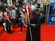 The 2013 New York Comic Con 28 Stock Photography