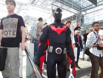 The 2013 New York Comic Con 35 Stock Photo