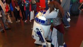 The 2013 New York Comic Con 36 Stock Photos