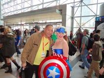 The 2013 New York Comic Con 52 Royalty Free Stock Photo