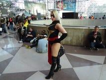 The 2013 New York Comic Con 58 Royalty Free Stock Photo
