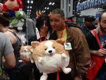 The 2013 New York Comic Con 61 Stock Photos