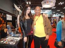 The 2013 New York Comic Con 63 Royalty Free Stock Photo
