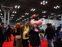 The 2013 New York Comic Con 65 Royalty Free Stock Image