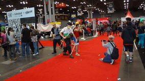The 2013 New York Comic Con 70 Royalty Free Stock Image