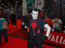The 2013 New York Comic Con 73 Royalty Free Stock Image