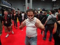 The 2013 New York Comic Con 75 Stock Image