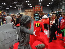 The 2013 New York Comic Con 95 Royalty Free Stock Photo