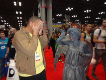 The 2013 New York Comic Con 99 Royalty Free Stock Images
