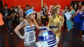 The 2013 New York Comic Con 111 Stock Photo