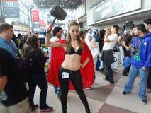 The 2013 New York Comic Con 115 Royalty Free Stock Photos