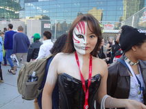The 2013 New York Comic Con 124 Royalty Free Stock Image