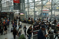 New York Comic Con 2015 8. New York Comic Con is the East Coast's biggest and most exciting popular culture convention. Our Show Floor plays host to the latest Stock Photos