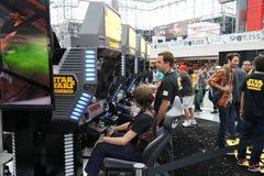New York Comic Con 2015 18 Stock Photos