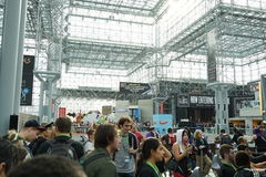 New York Comic Con 2015 24 Royalty Free Stock Photo