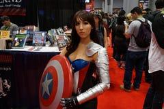 New York Comic Con 2015 65 Royalty Free Stock Photography