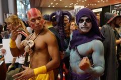 New York Comic Con 2015 72 Royalty Free Stock Image