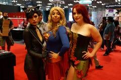 New York Comic Con 2015 74 Stock Photo