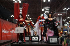 New York Comic Con 2015 Part 2 38 Royalty Free Stock Images