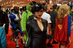 New York Comic Con 2015 Part 3 44 Stock Images