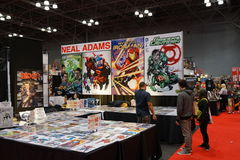 New York Comic Con 2015 Part 3 67 Stock Photography