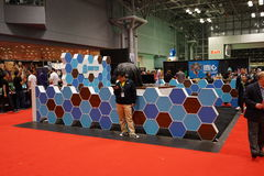 New York Comic Con 2015 Part 3 69 Royalty Free Stock Photo