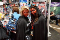 New York Comic Con 2015 Part 4 39 Royalty Free Stock Photos