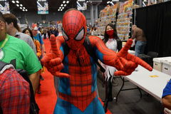 New York Comic Con 2015 Part 5 83 Royalty Free Stock Photos