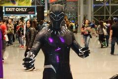 New York Comic Con 2018 Saturday 26 royalty free stock photography