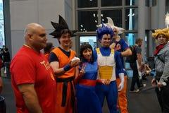 New York Comic Con 2018 Sunday 10 royalty free stock photo