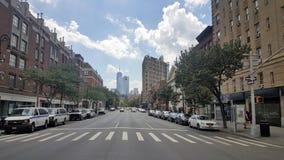 New York Crossing Royalty Free Stock Photos